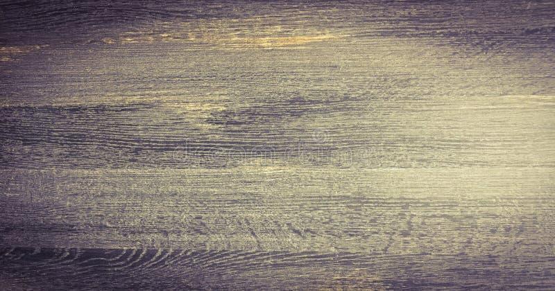 Surface en bois légère de fond de texture avec le vieux modèle naturel ou la vieille vue supérieure en bois de table de texture S photographie stock libre de droits