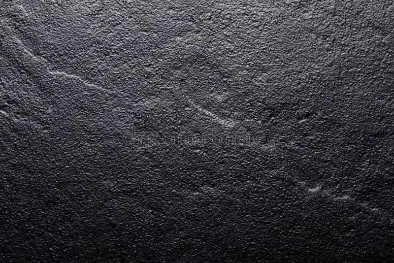 Surface en pierre noire photo libre de droits