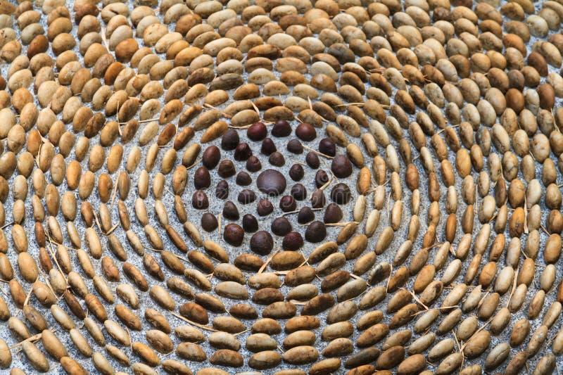 Surface en pierre texturisée image stock
