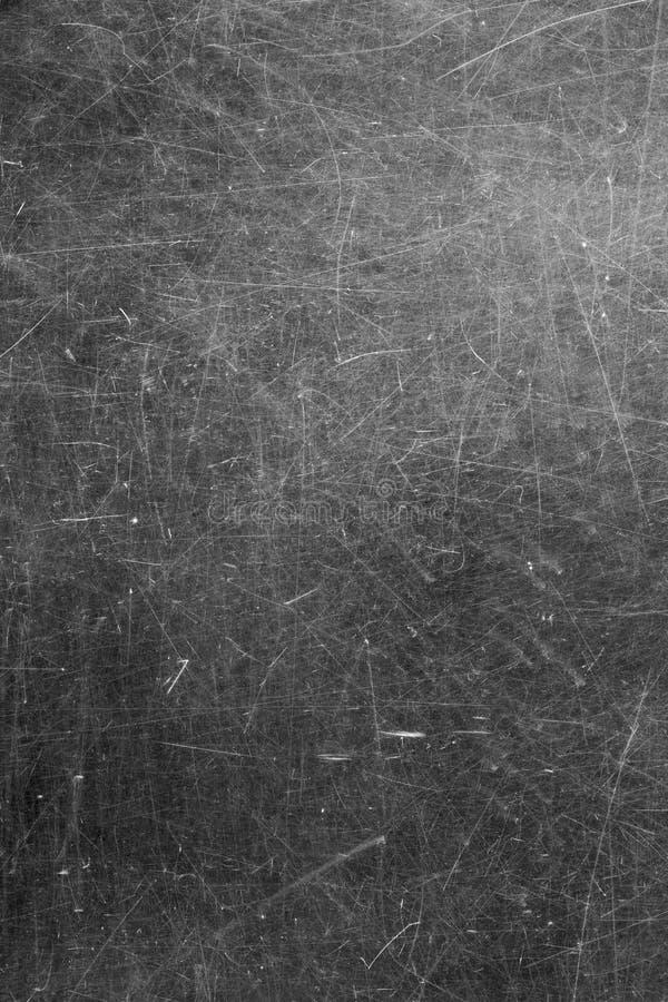Surface en verre rayée image libre de droits
