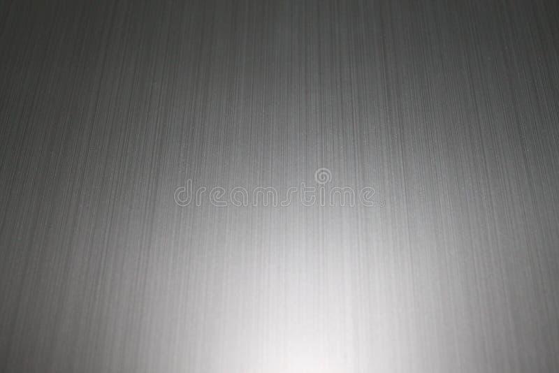 surface grise en métal images libres de droits