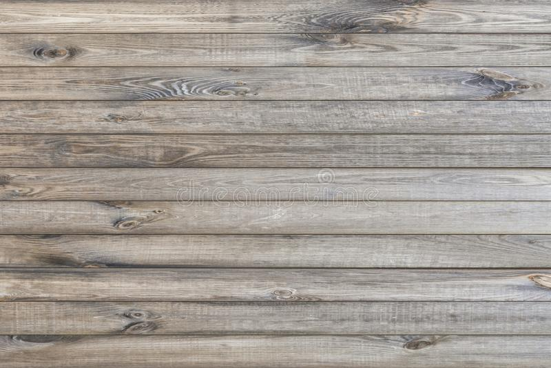 Surface horizontale de fond de texture du bois avec motif naturel Vue du dessus de la table en bois rustique photos stock