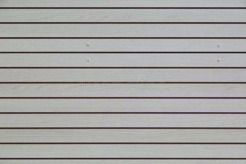 Surface horizontale en planches de bois de couleur grise photos libres de droits