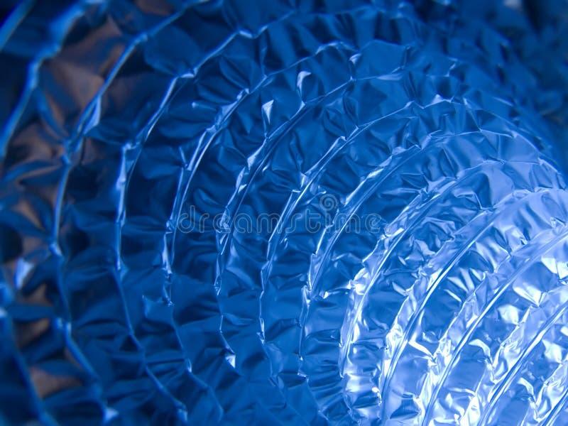 Surface interne flexible de pipe photo libre de droits
