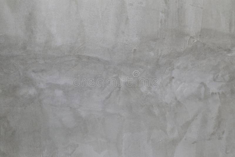 Surface of polished cement wall. royalty free stock images