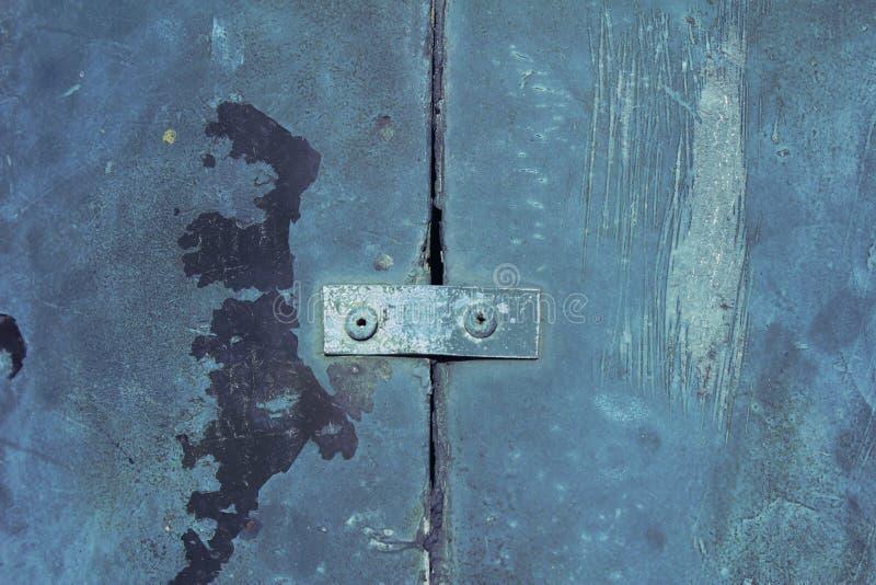 Surface rouillée sale Peinture minable Fond approximatif photo libre de droits