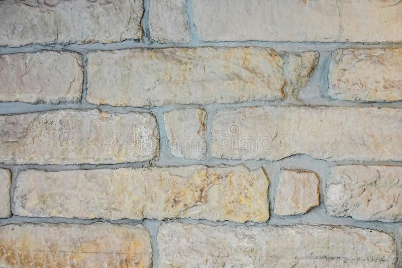 Surface of stone grunge wall background texture close up stock photo