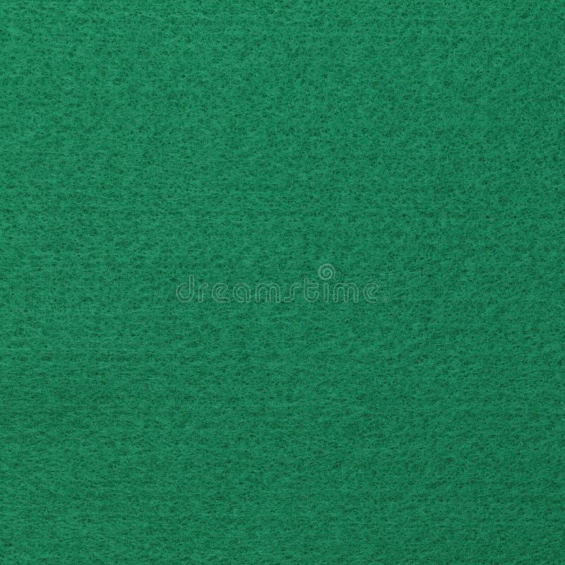 Surface vert-foncé de feutre photo libre de droits