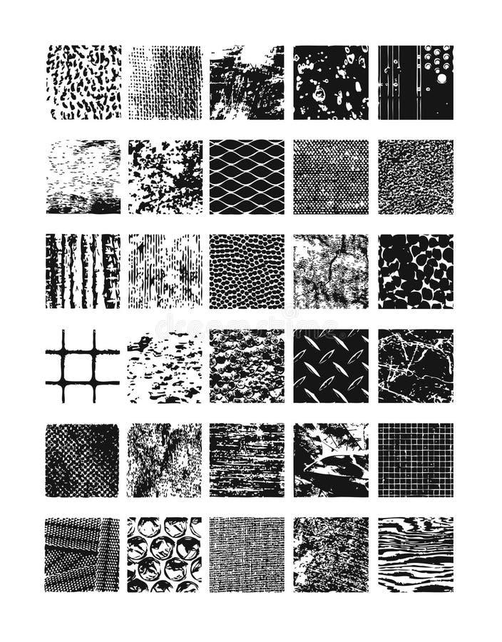 Surfaces illustration stock