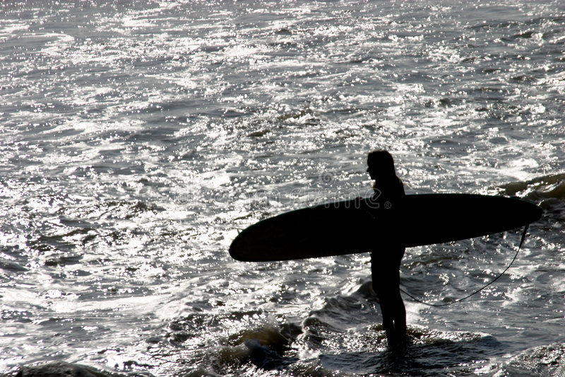 surfare för challengeflicka s arkivbilder