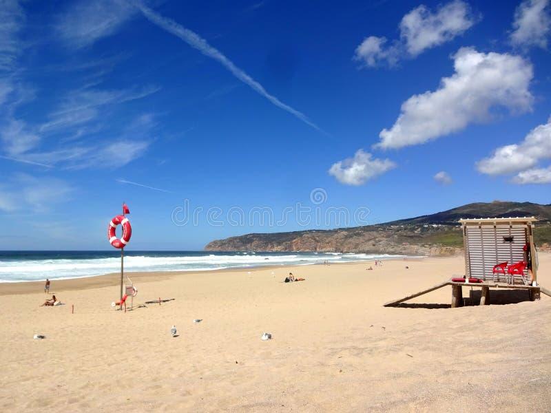 Surfbeach - Прая делает Norte стоковые фотографии rf