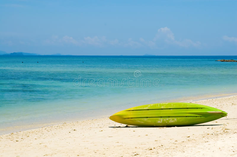 Download Surfboard at beach stock photo. Image of sand, seascape - 12183684