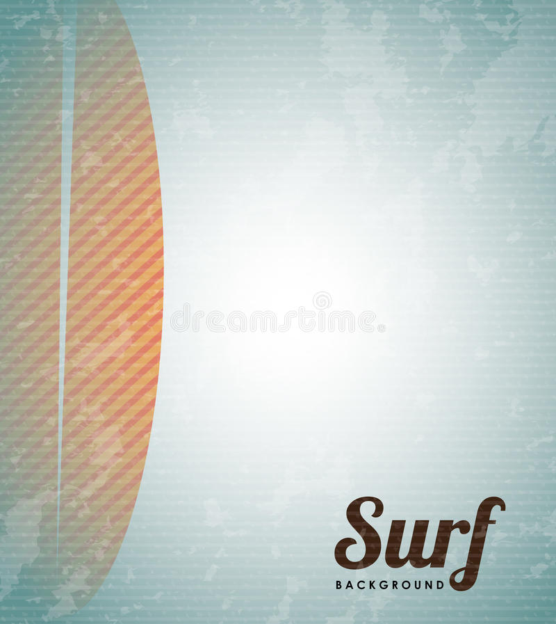 Download Surfboard stock vector. Image of icon, concept, panel - 31355206