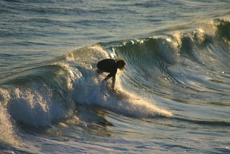 Surfer 1 stock photo