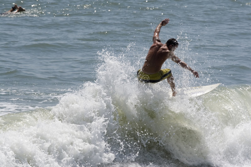 Download Surfer Royalty Free Stock Photography - Image: 1421157