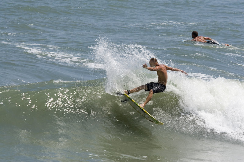 Download Surfer stock image. Image of ocean, outdoor, ride, surf - 1421295