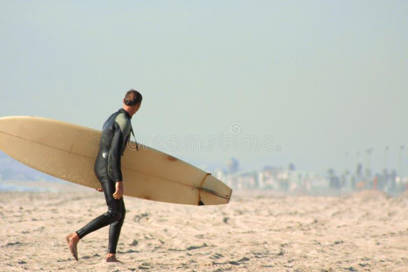 surfer στοκ φωτογραφία με δικαίωμα ελεύθερης χρήσης