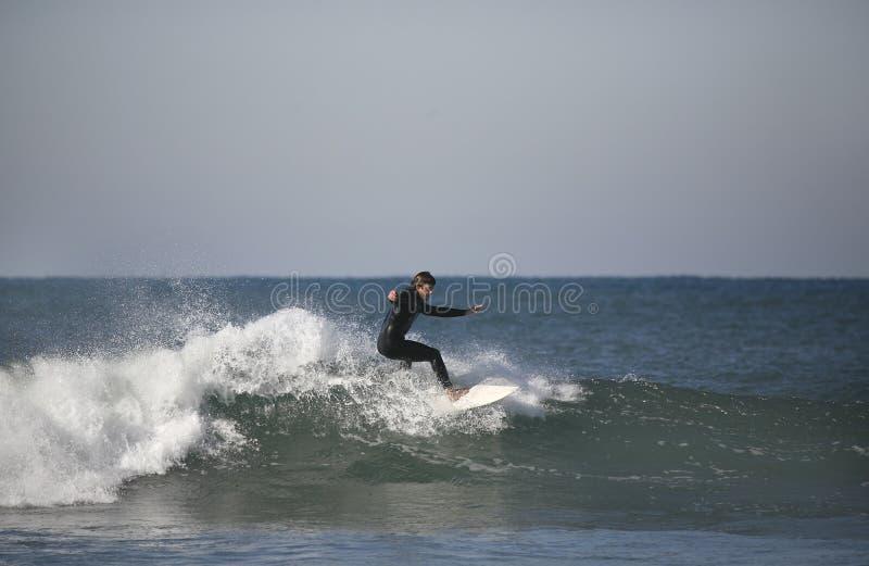 Surfer royalty-vrije stock foto