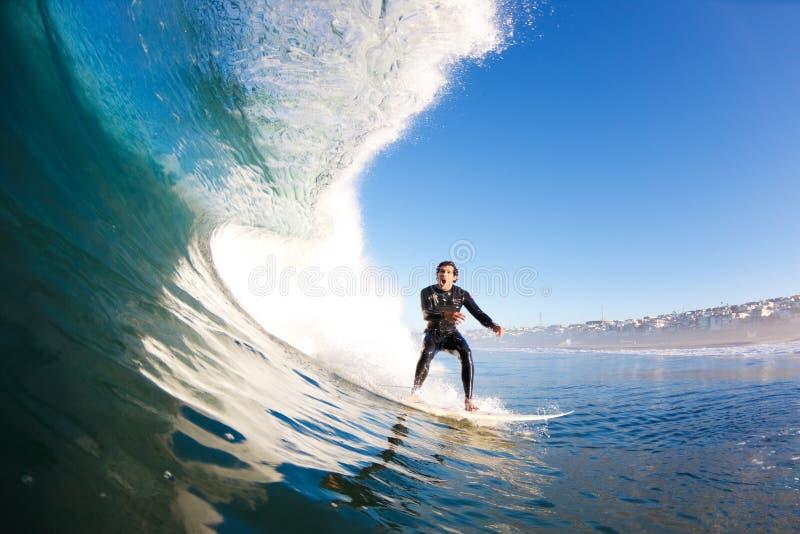 Surfer stock fotografie