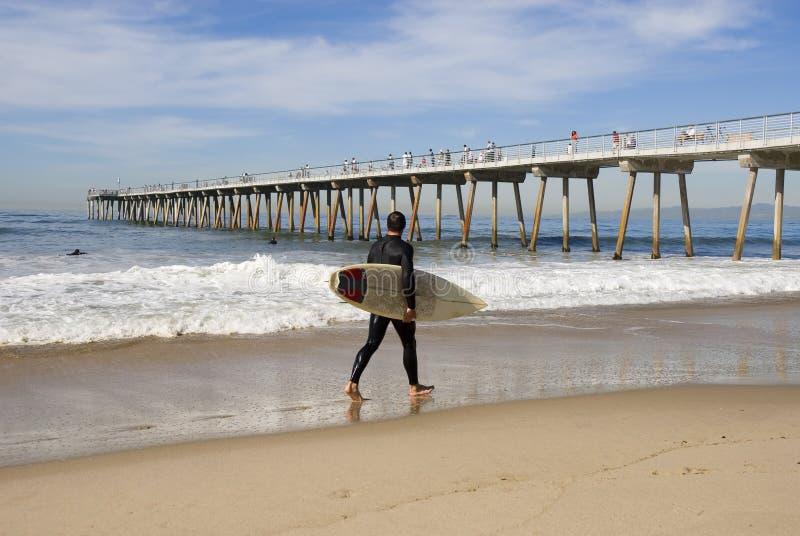 Surfer 3. lizenzfreie stockbilder
