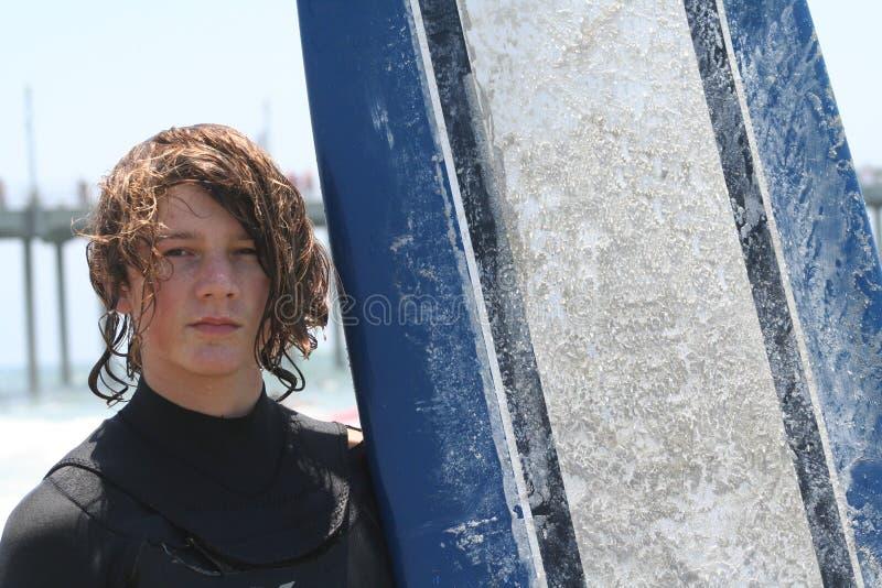 Surfer stock afbeeldingen