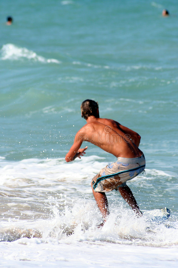 Free Surfer 7 Stock Photography - 711292