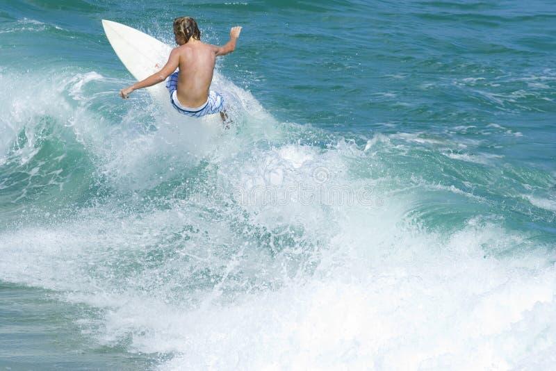 surfer zdjęcia stock