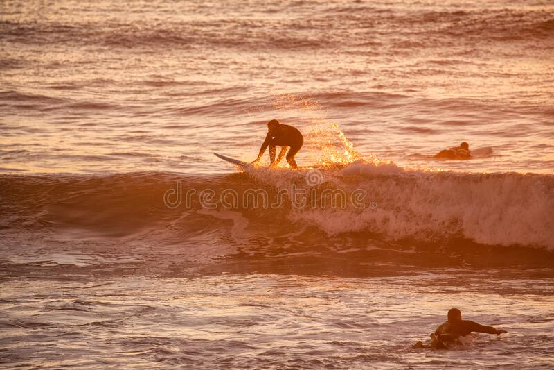 Surfer immagine stock libera da diritti