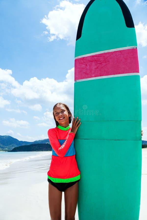 Surfer d'enfant photos stock