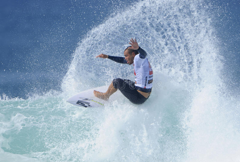 Surfer de Raoni Monteiro photo stock
