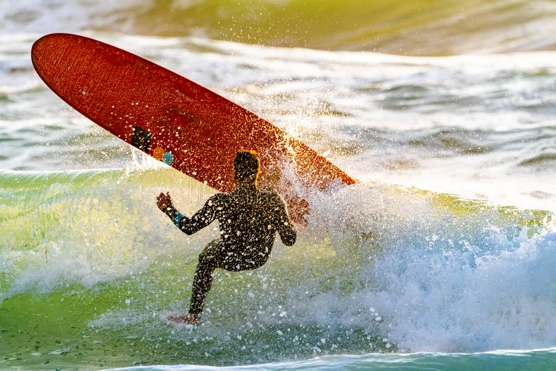 Surfer Wiping Out Free Public Domain Cc0 Image
