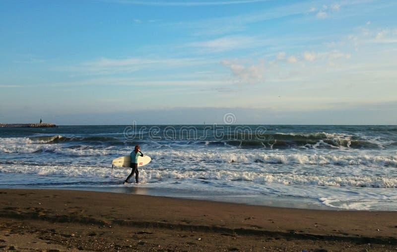 surfers fotos de stock