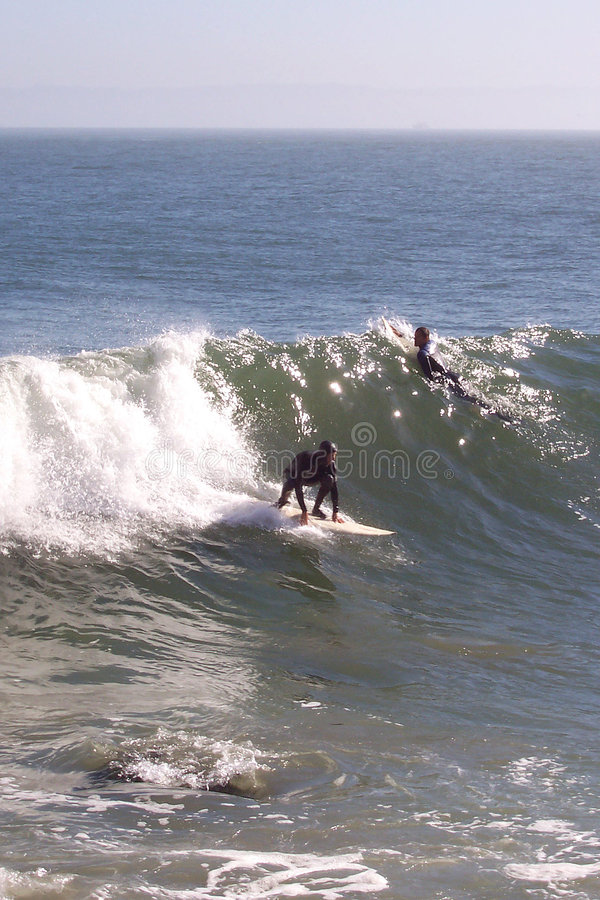 Download Surfiarze San francisco obraz stock. Obraz złożonej z francisco - 30257