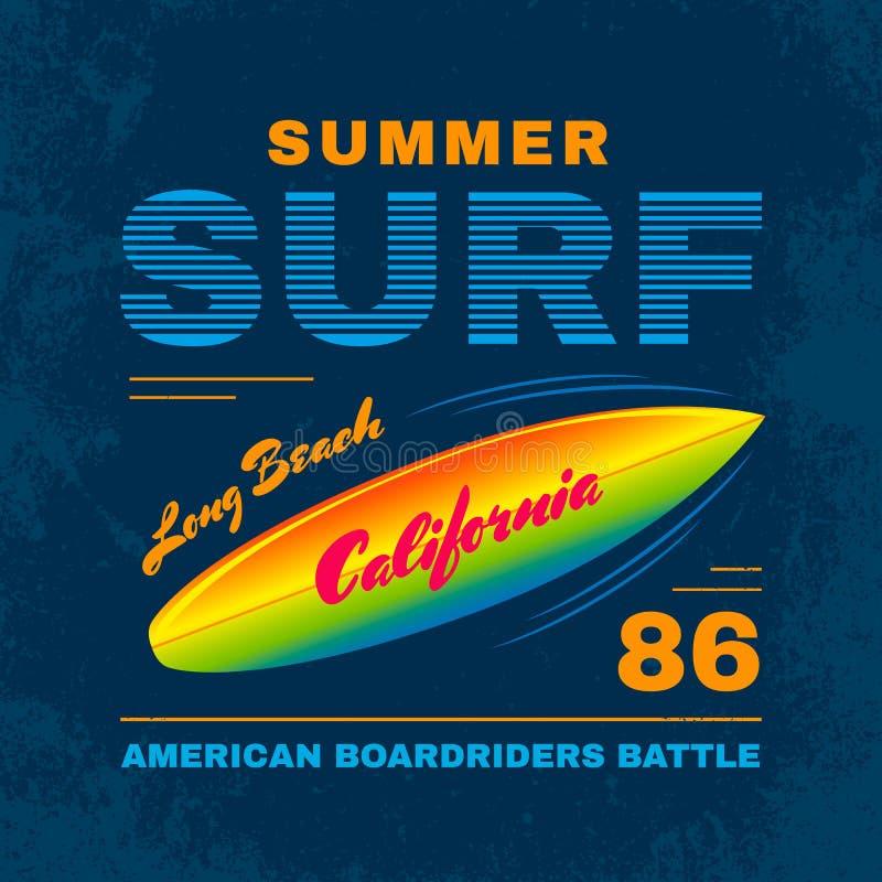 SurfIing απεικόνιση αποθεμάτων
