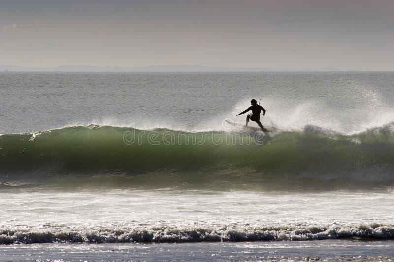 Surfing_09 imágenes de archivo libres de regalías