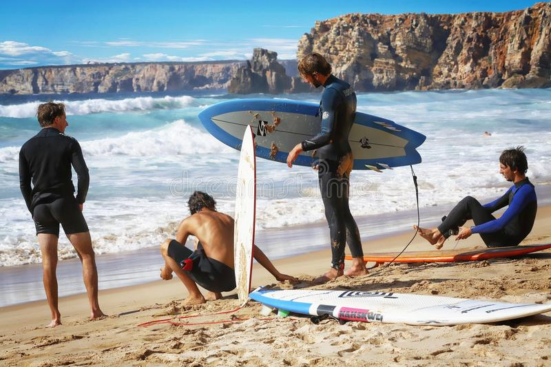 Surfing Equipment And Supplies, Surfboard, Water Transportation, Vacation royalty free stock photo