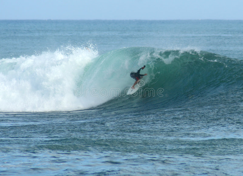 Download Surfing In Hawaii Stock Photos - Image: 5139233