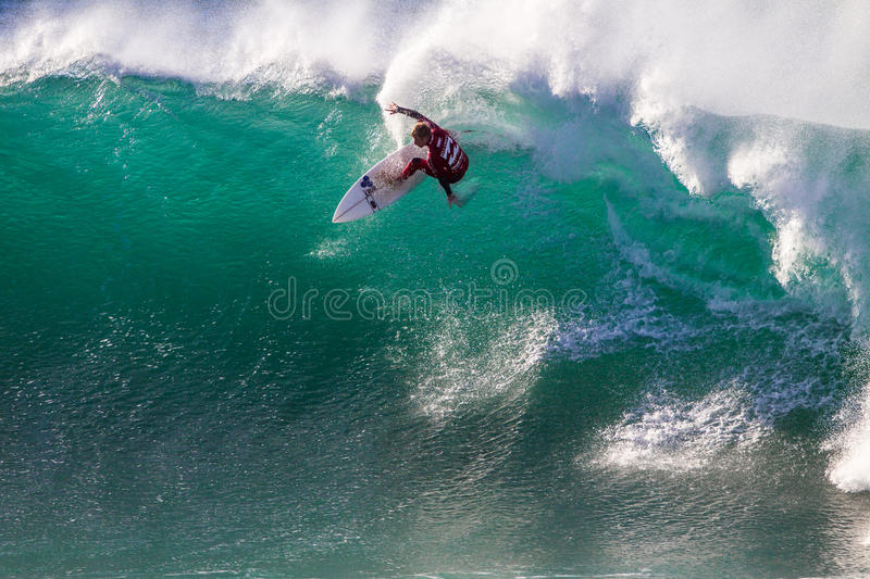 Download Surfing Jeffreys Bay Action Editorial Photography - Image of jeffreys, image: 25946317
