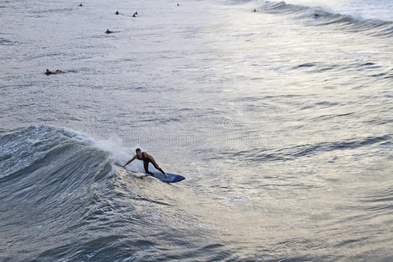 Surfing the Storm Surge