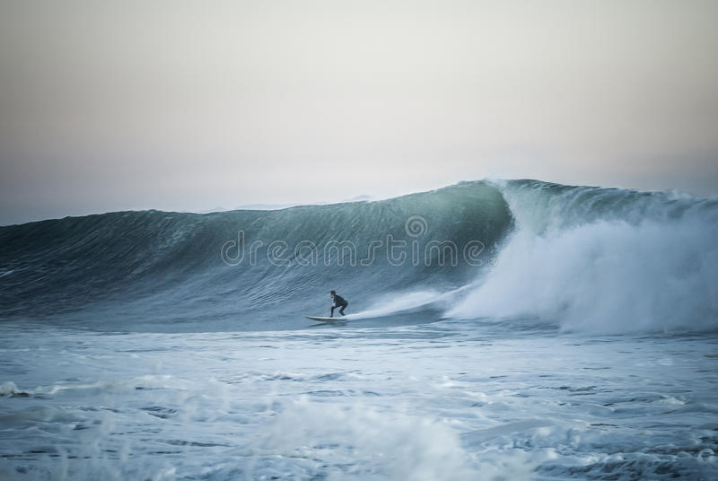 Surfing royalty free stock images
