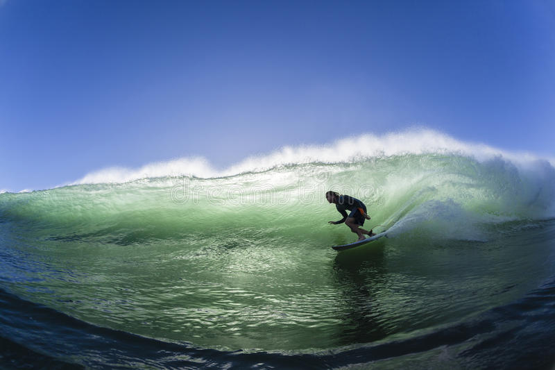 Surfing Wave Swimming Water royalty free stock images
