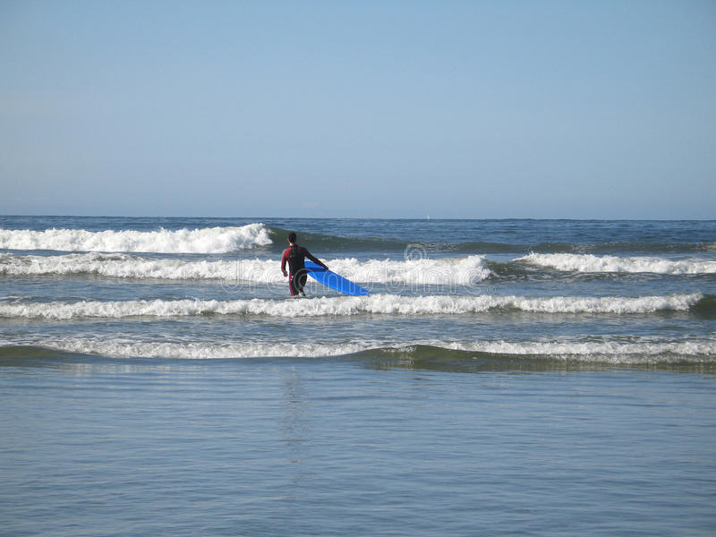 surfingowiec obraz stock
