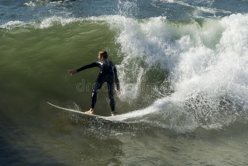 Surfista 2. immagine stock