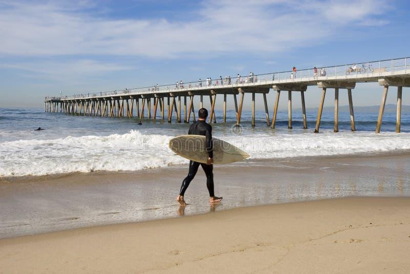 Surfista 3 immagine stock