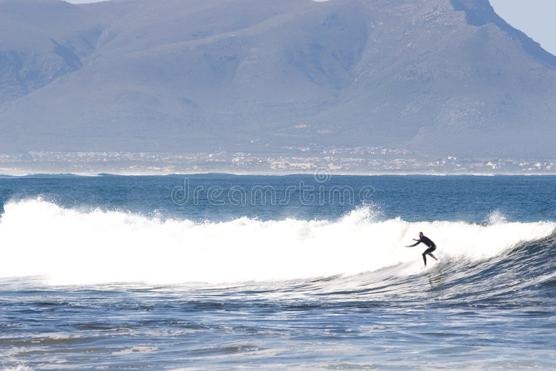 Download Surfista #7 fotografia stock. Immagine di rough, oceano - 221692