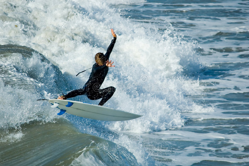 Surfista pacífico fotos de stock