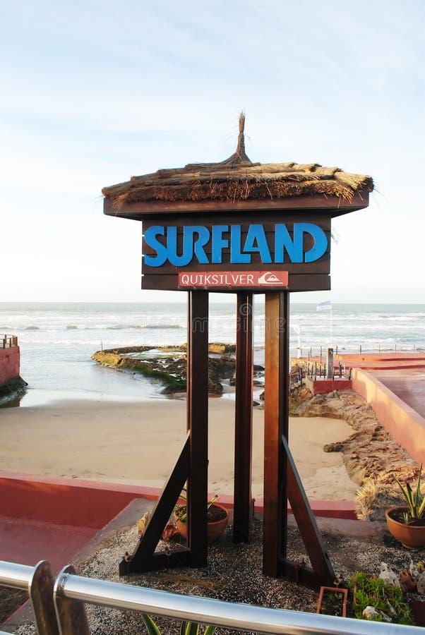 Surfland fotografia royalty free