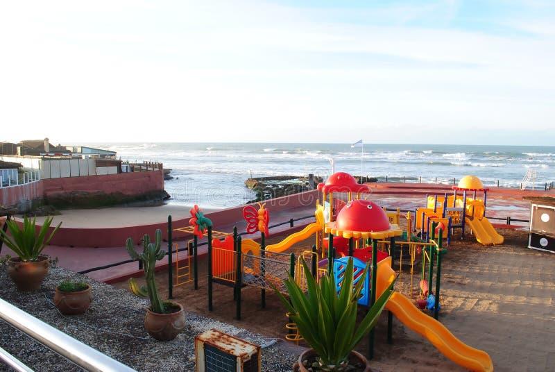 Surfland dzieci park zdjęcia royalty free
