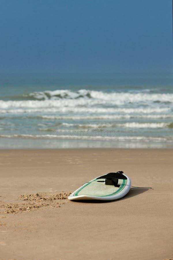 Surfplank stock afbeelding