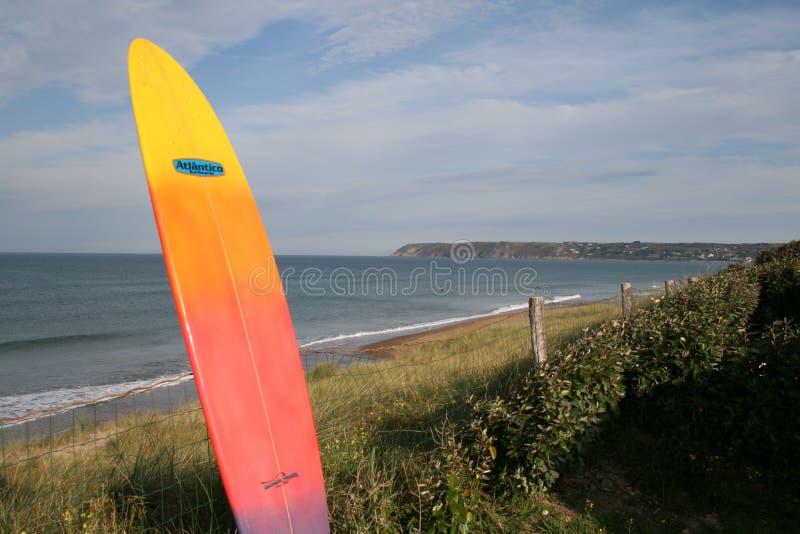 Surfplank royalty-vrije stock fotografie